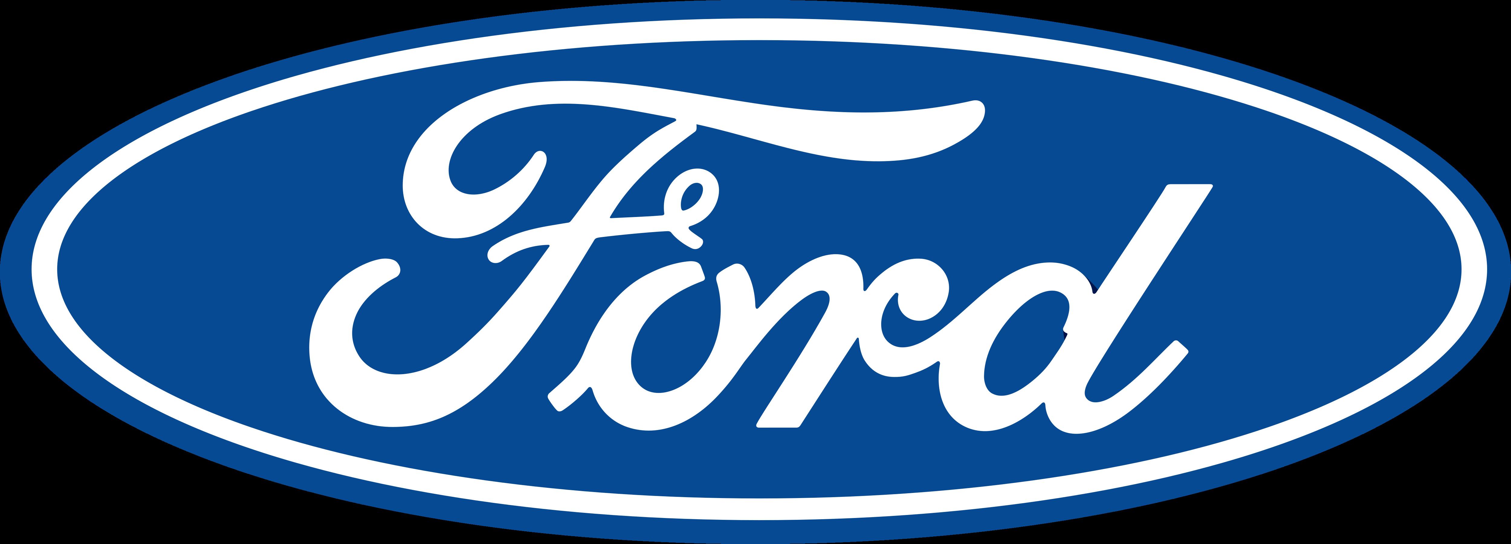 Ford logotyp